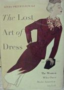 The Lost Art of Dress-FANTASTIC book!