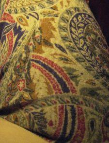 1 more corduroy trouser - being worn!