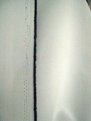 boring basic blackout fabric for curtains