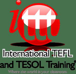 Button to purchase ITTT TEFL teacher certification course.