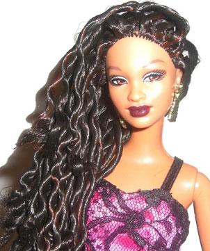 Curls Understood Black Barbie 3 Curls Understood