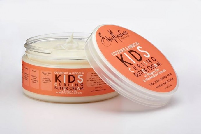 Shea Moisture Kids Curling Butter Cream Curls Understood