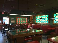 Inside Moe's Bar