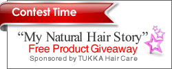 My Natural Hair Story Product Give Away Contest