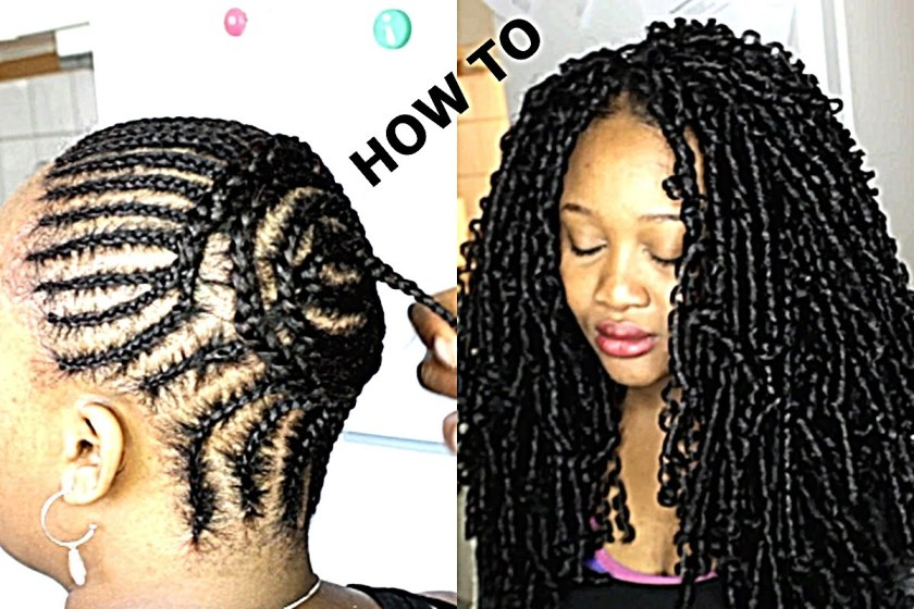 crochet braid tutorial