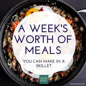 easy one skillet recipes