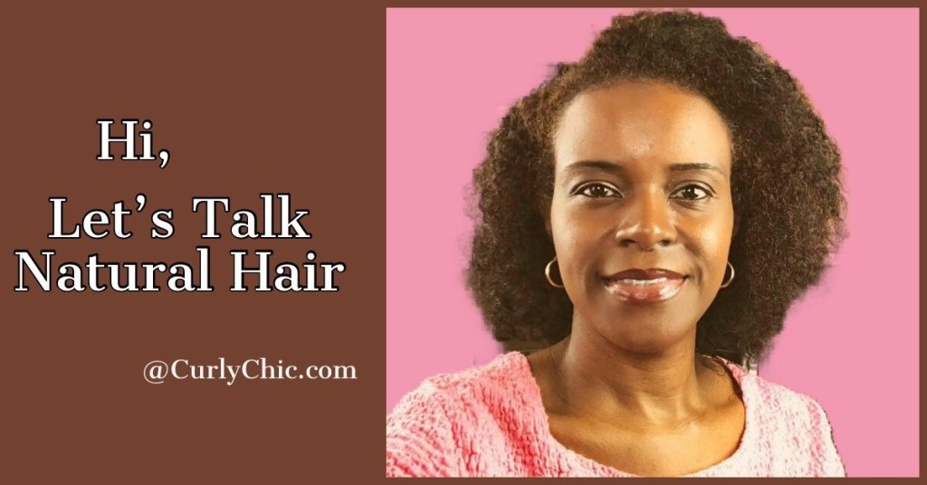 Natural hair chat