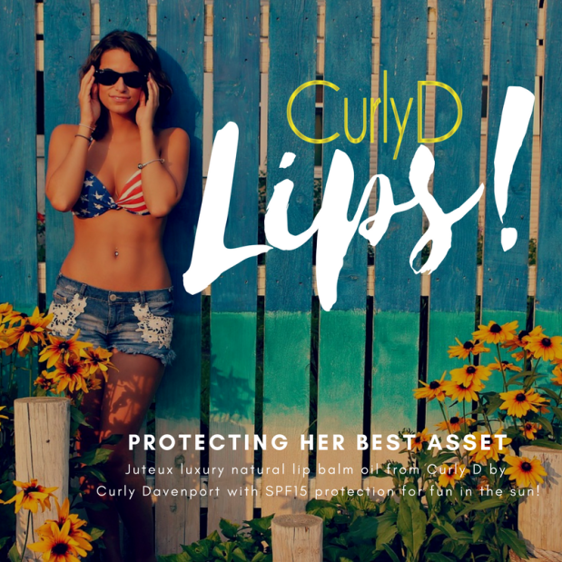 Protecting Best Assets Juteux Curly D by Curly Davenport