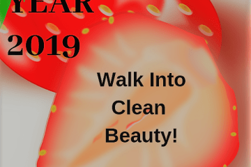 Clean Beauty Happy New Year 2019