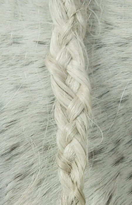Four strand braids are unique and easy to learn