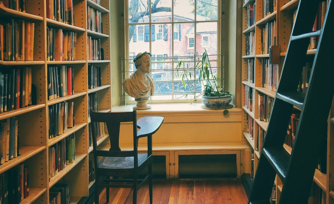The Providence Athenaeum Library