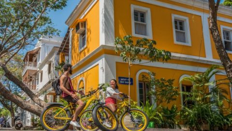 Pondicherry Detailed Itinerary: Best Places To Visit In The French Capital  Of India | Curly Tales