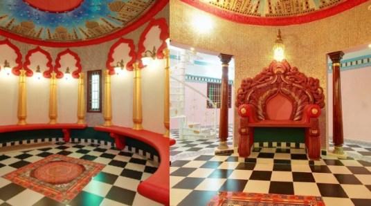 Mughal Style Home Pondicherry