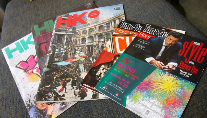 Hong Kong Magazines