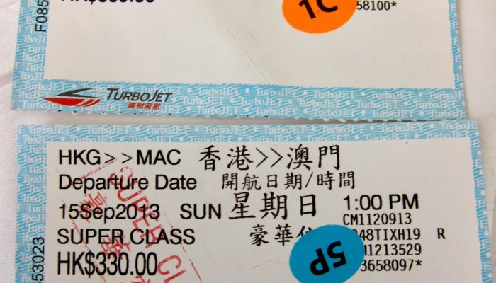 Stones concert in Macau; a reason to revisit?