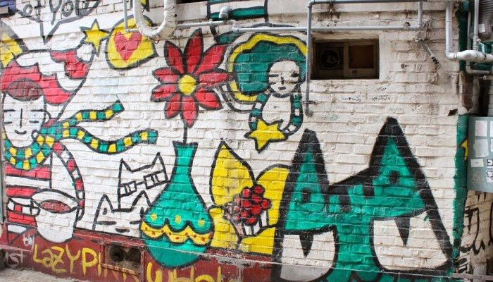 Where to find street art and murals in Seoul?