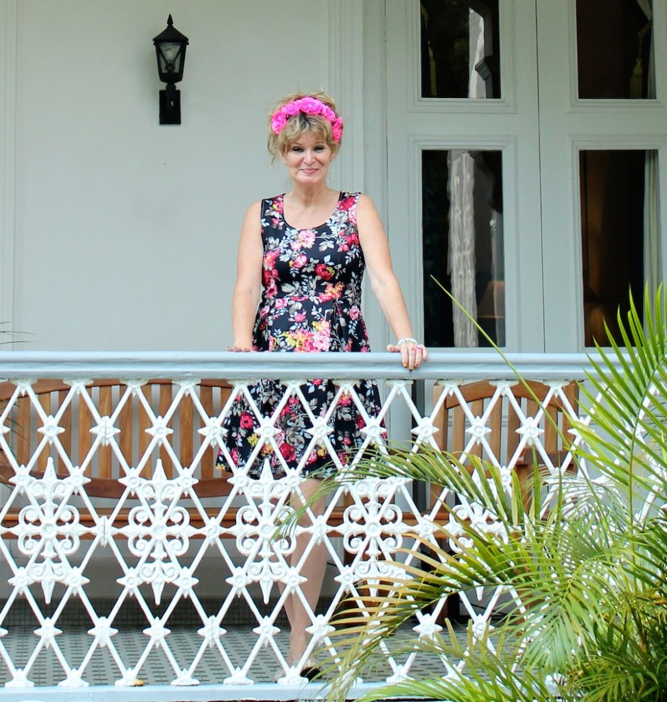 what I wore | curlytraveller.com