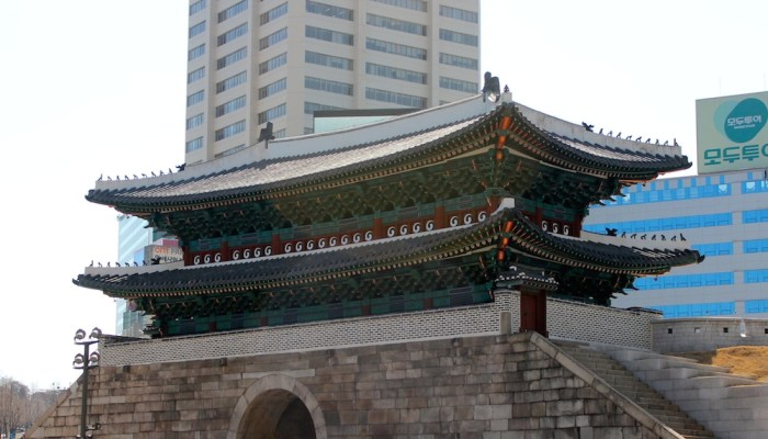 Namdaemun Market Seoul – my review
