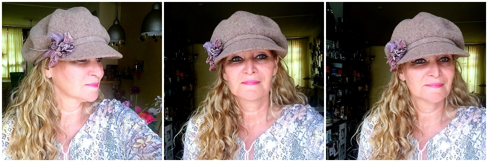 woman in camel colored hat |curlytraveller.com
