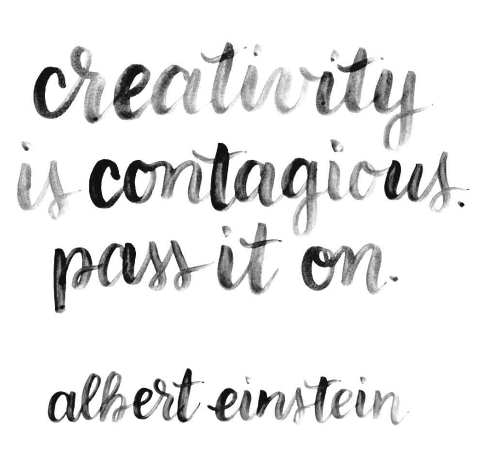 quote about creativity |curlytraveller.com