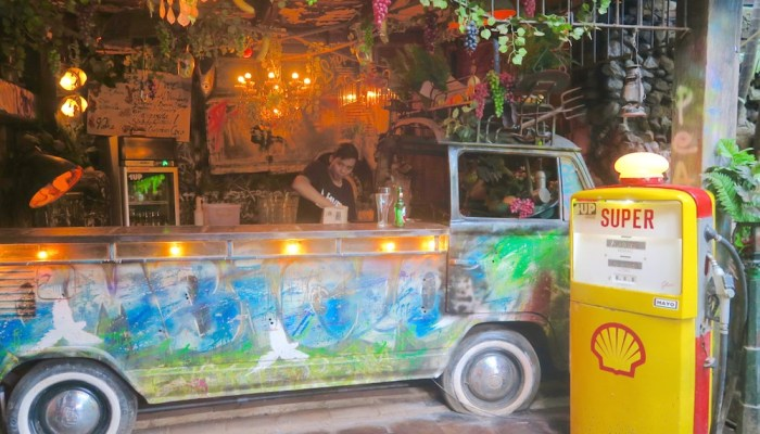 10 reasons why La Favela is the coolest place in Bali