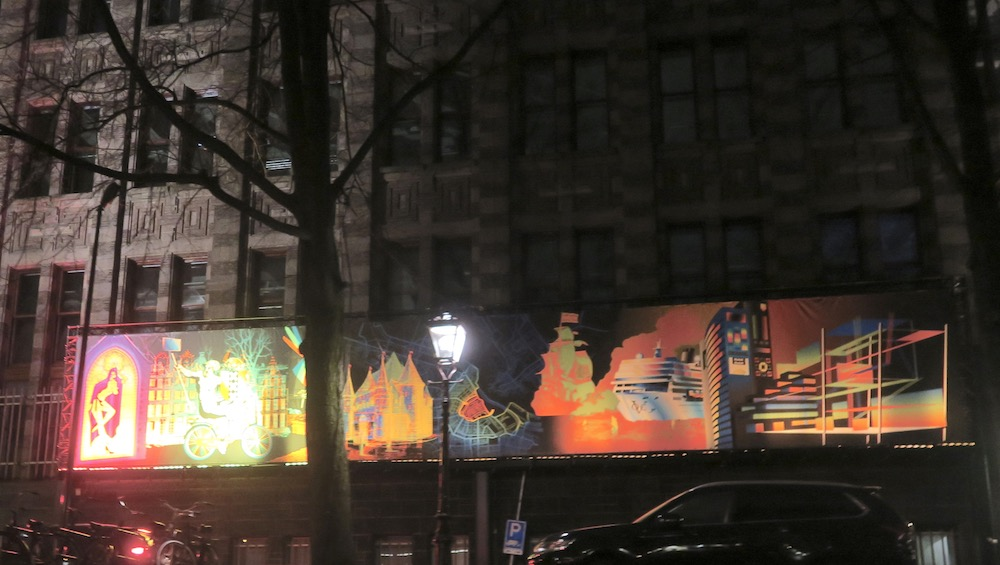 Motion of Light at Amsterdam Light Festival |curlytraveller.com