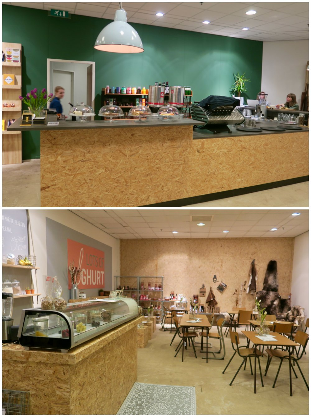 Coffe and lunch at Pistache Zwolle |curlytraveller.com