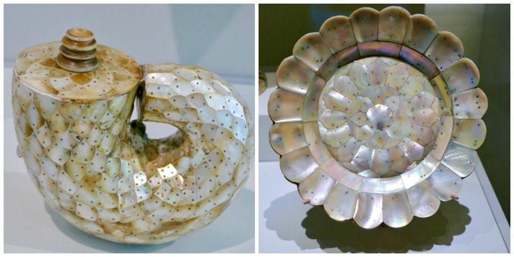 Mother-in-pearl objects |curlytraveller.com