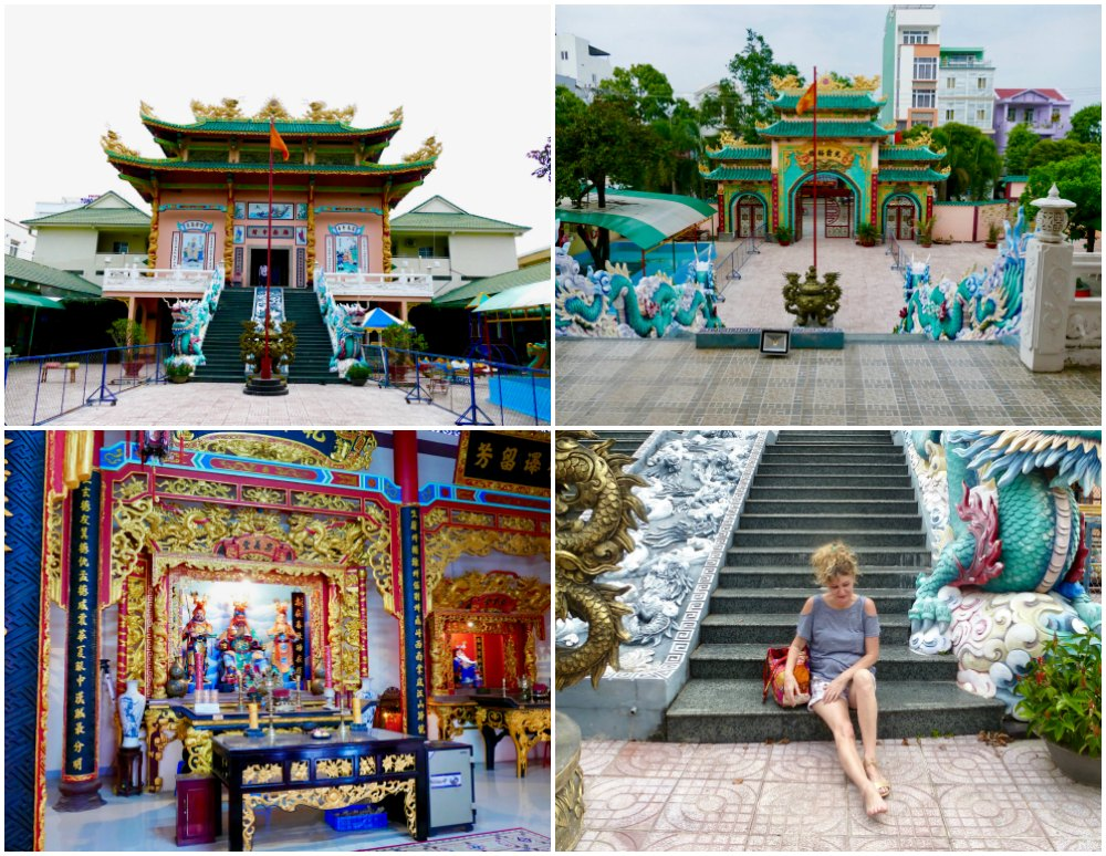 Big temple in Duong Dong Phu Quoc |curlytraveller.com
