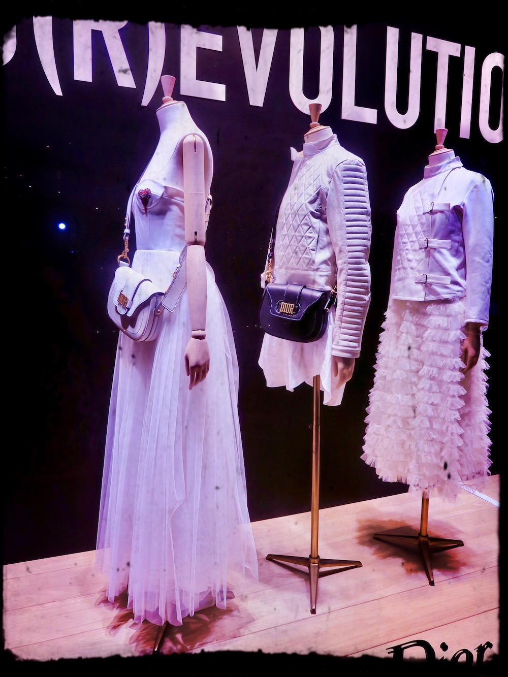 Three gorgeous outfits by Dior in ION Orchard |curlytraveller.com