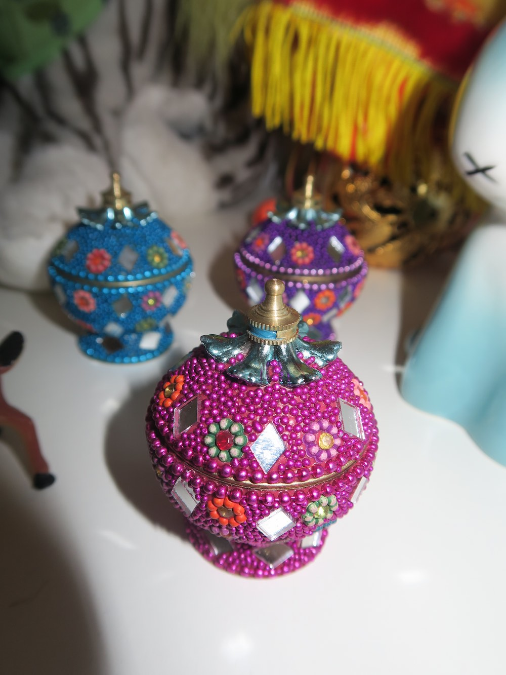 Tiny Indian boxes |curlytraveller.com