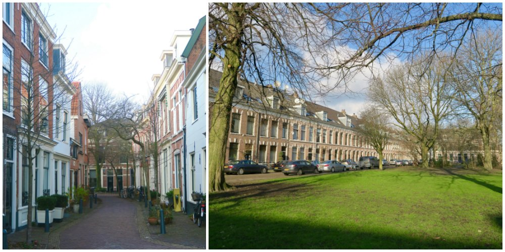 Streets and houses in Haarlem |curlytraveller.com