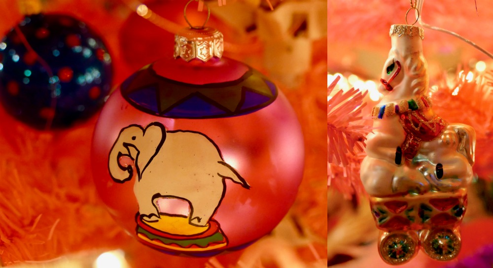 Animal christmas ornaments |curlytraveller.com