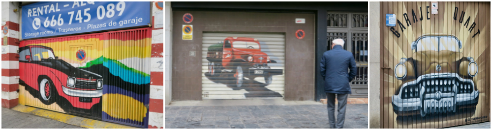 Street art with cars |curlytraveller.com