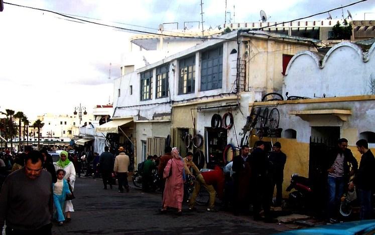 6. ulica Tangieru