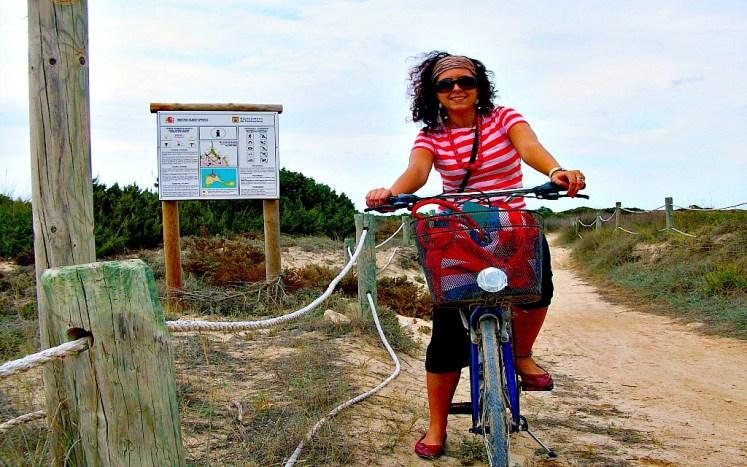 25. Formentera rowerem