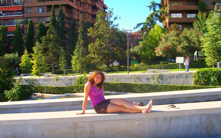 In Granada there is no need to be in hurry or nervous. After a hard day go to rest in the park.