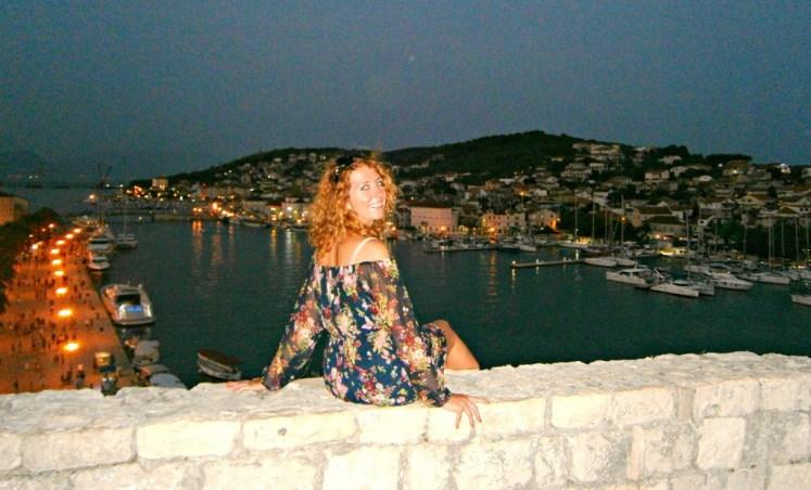 39. Trogir by night 2