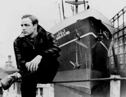 Marlon Brando in 'On the Waterfront'