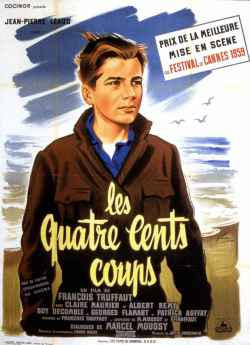 The 400 Blows - foreign film