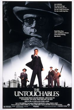 The Untouchables homage