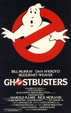 Hollywood Ghostbusters