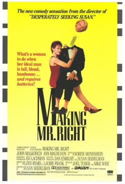 Susan Seidelman Making Mr Right