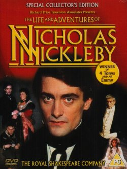 Charles Dickens The Life and Adventures of Nicholas Nickleby