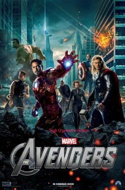 superheroes The Avengers