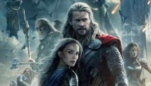 superhero Thor
