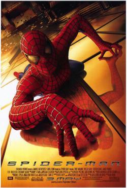 superheroes Spiderman