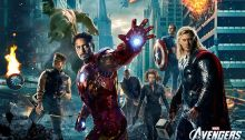 superheroes The Avengers