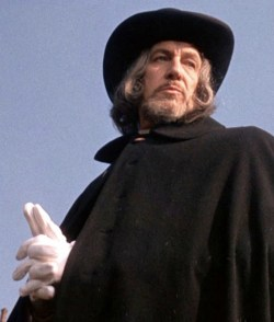 Vincent Price in 'Witchfinder General'