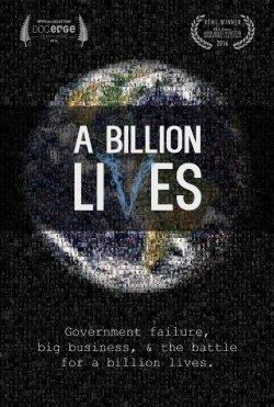 Aaron Biebert's A Billion Lives